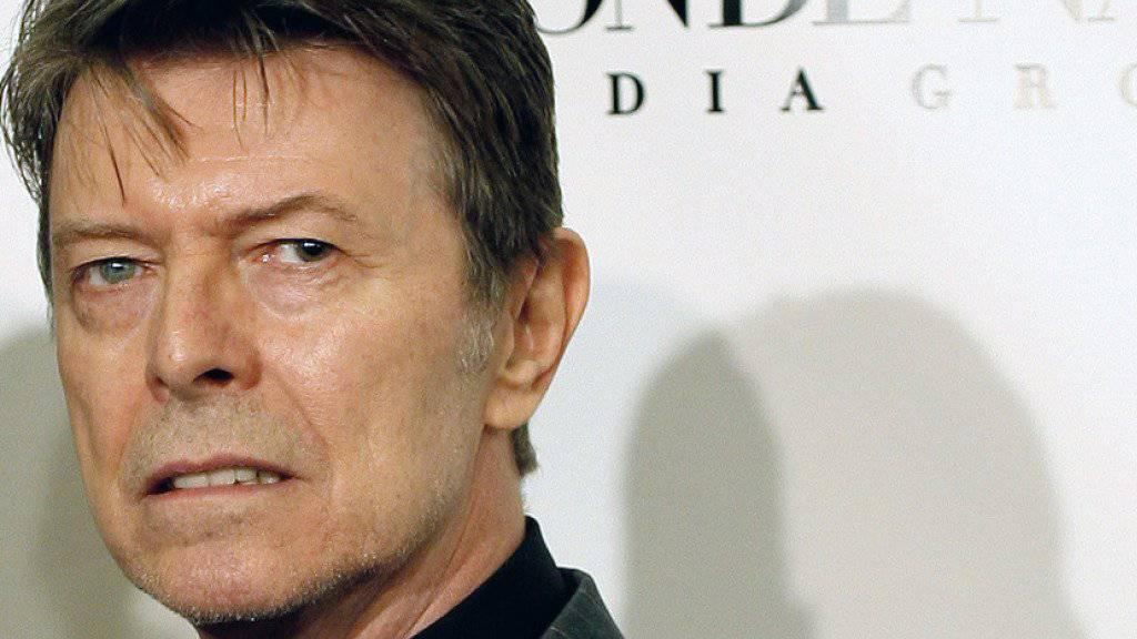 Trauriges Rekordhalbjahr: So viele Prominente (David Bowie, Bild, war einer der ersten) wie in der ersten Hälfte 2016 starben schon lange nicht mehr. (Archivbild)