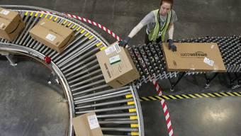 Der Online-Amazon verkauft immer mehr.