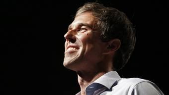 Wird er der demokratische Herausforderer von Donald Trump? Bis dahin ist es noch ein langer Weg für Beto O'Rourke.