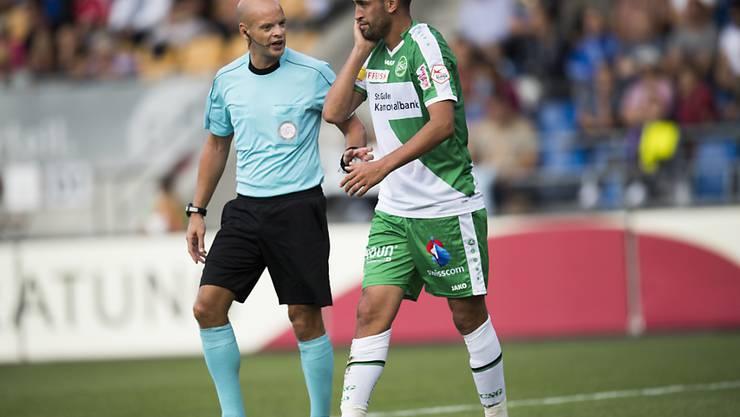 Karim Haggui wird dem FC St. Gallen lange fehlen