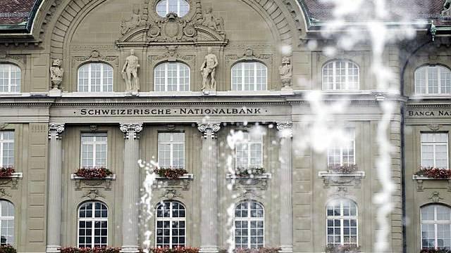 Die Schweizerische Nationalbank in Bern (Archiv)