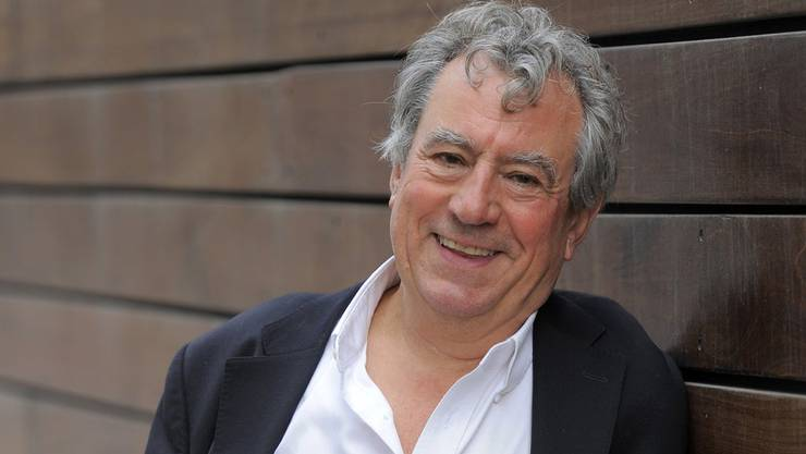Monty-Python-Darsteller Terry Jones.