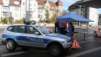 Mehr Bahnhof Solothurn: Stadtpräsident Kurt Fluri spricht, die Polizei zeigt mehr Präsenz