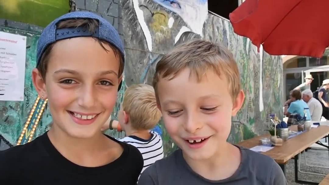 Umfrage Stadtfest Brugg