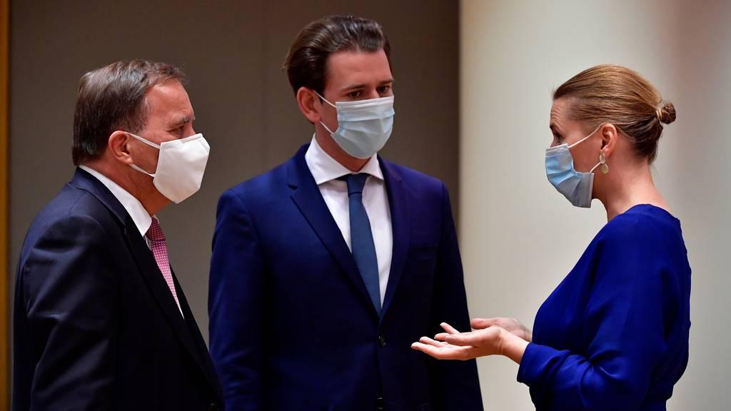 Österreich weitet die Maskenpflicht wieder aus