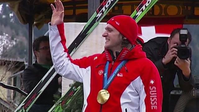 Olympiasieger Mike Schmid gibt Rücktritt bekannt