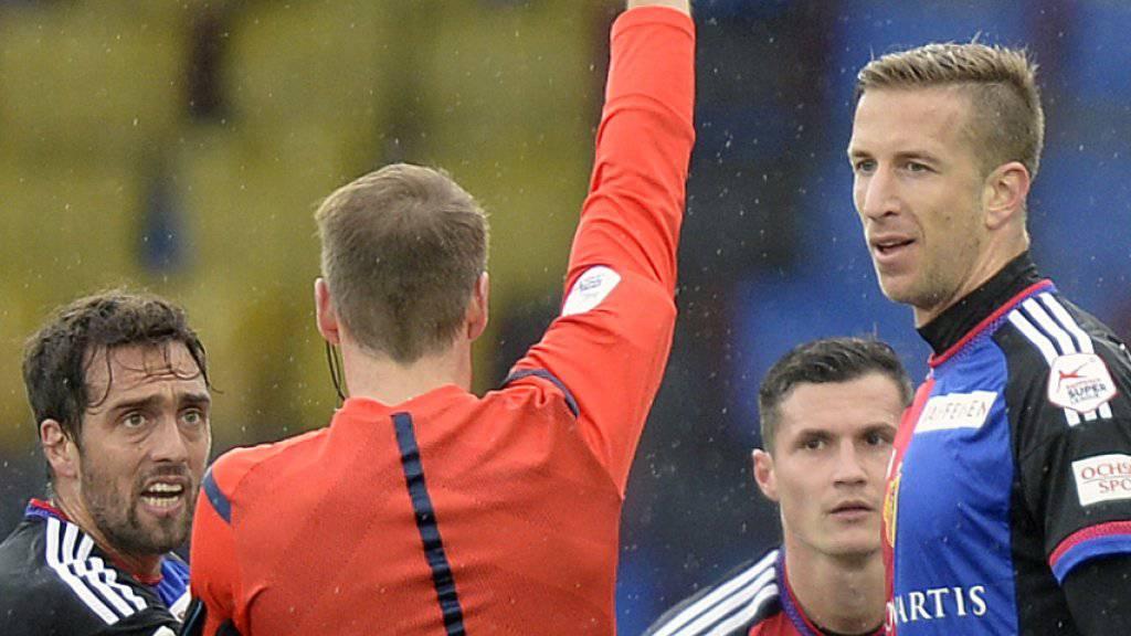 Am Samstag wird ein Schiedsrichter aus Polen den Baslern gegen St. Gallen den Tarif durchgeben