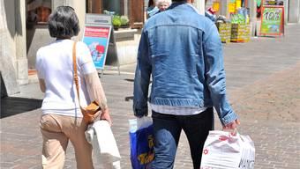 Shoppen ist am 1. Mai in Solothurn bis mittags möglich.