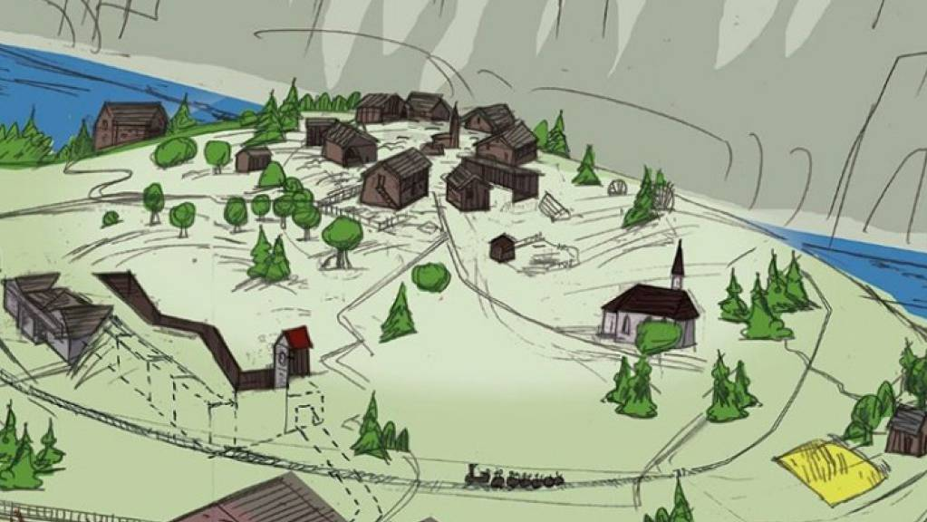 Die Gemeinde Quarten stimmt am 13. Juni über den Teilzonenplan Tannenboden ab. Auf dem Gebiet soll eine Tiefgarage und ein Alpdörfli - mit Sicht auf die Churfirsten - gebaut werden. Ein Komitee ergriff das Referendum gegen die Umzonung.