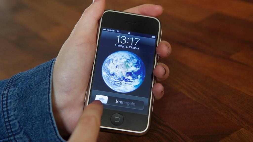 Am 11. Juli 2008 gab es das erste iPhone in der Schweiz zu kaufen
