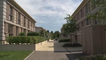 Siedlung «Neugrüen» in Mellingen: Zwei Jahre nach dem Bau sind noch immer fast 70 Wohungen leer – das sagen die Mieter