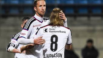 Super League: Vaduz - FC Basel