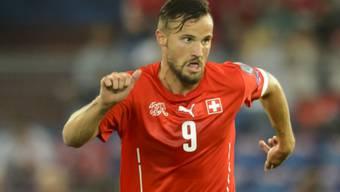 Haris Seferovic will endlich wieder Tore erzielen.