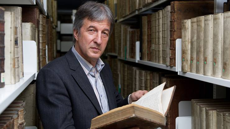 «Der Service public schliesst alle Gruppen der Bevölkerung ein», sagt der Historiker Jakob Tanner.