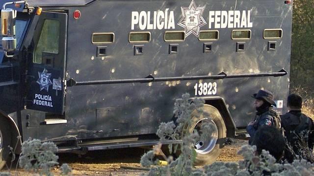Polizeieinsatz gegen La Familia (Archiv)