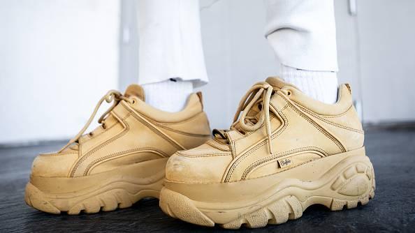 Hauptsache dicke Sohlen – Buffalo Schuhe.