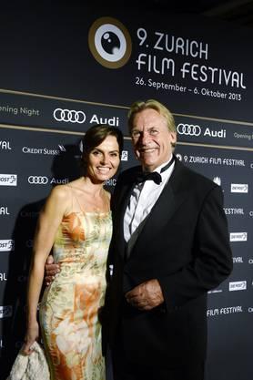 Pepe Lienhard am diesjärhigen Zürcher Filmfestival