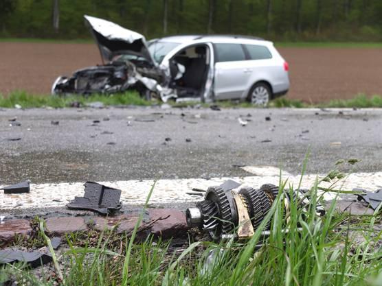 Die genaue Unfallursache ist noch unklar.