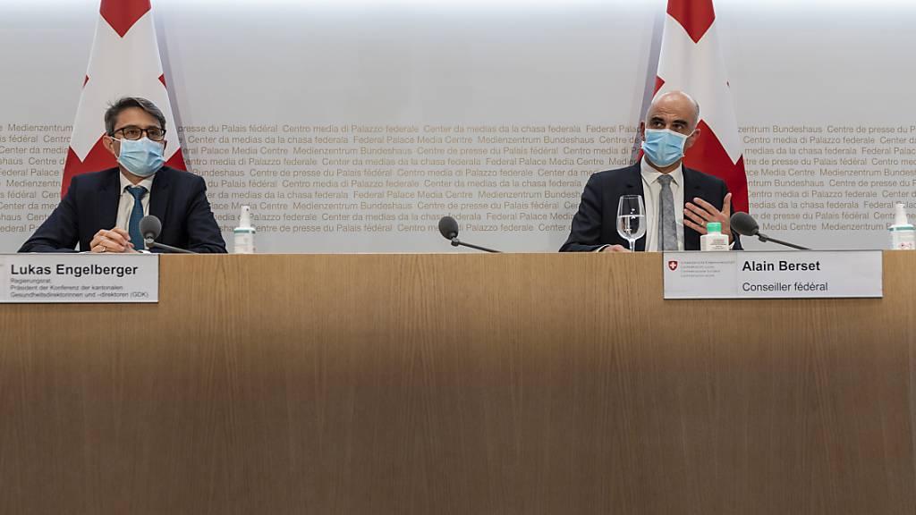 GDK unterstützt schrittweise Öffnungsstrategie des Bundesrats