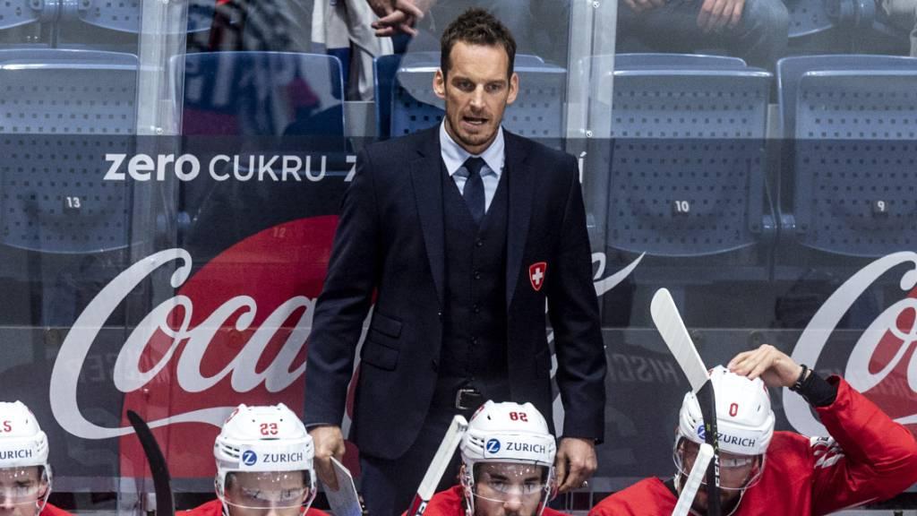 Schweizer zum WM-Auftakt gegen Tschechien