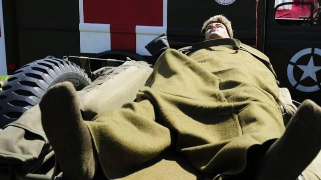 Ein Virus legte 70 Soldaten in Birmensdorf flach (Symbolbild)
