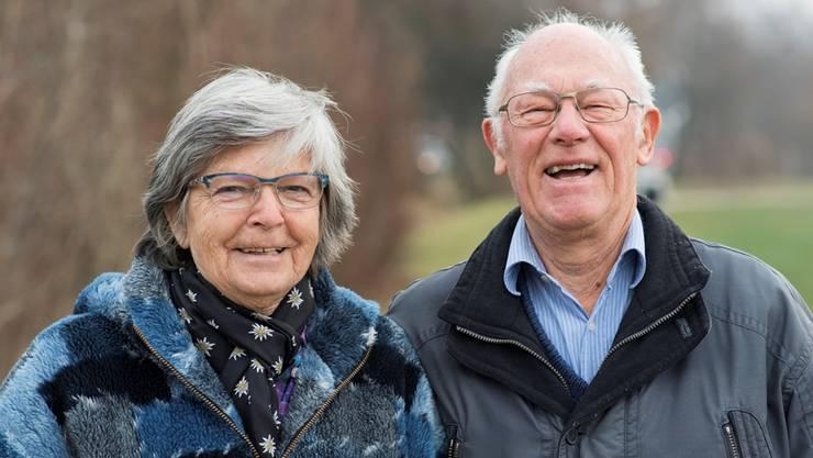 Wer folgt auf Beatrice und Charles Rätz? Die Limmattaler des Jahres 2016 können nicht mehr einkaufen gehen, ohne angesprochen zu werden. Das stört sie nicht – vielmehr freuen sie sich.