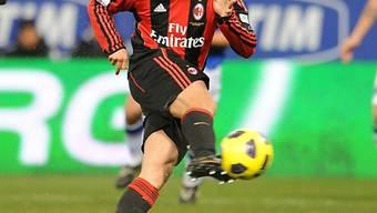 Pato schoss Milan im Alleingang in die Cup-Halbfinals