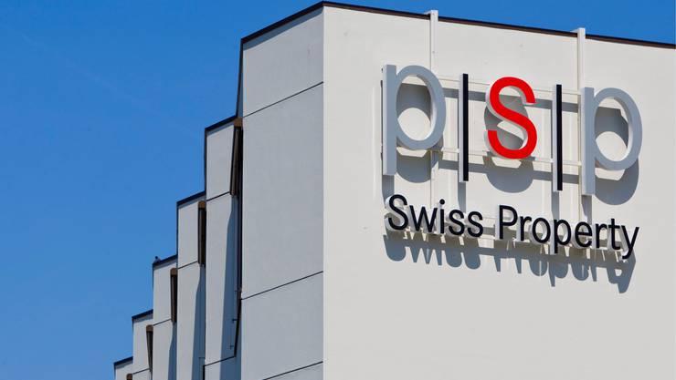 Wegen Einmaleffekten aus dem Vorjahr 2019 fällt der Gewinn von PSP Swiss Property geringer aus.