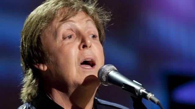 Hat Ballett-Musik geschrieben: Ex-Beatle Paul McCartney (Archiv)