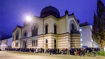 Nach Vandalismus an der Jüdischen Metzgerei in Basel: Sicherheitsmassnahmen werden aufgestockt