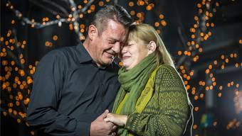 Eine Liebesgeschichte zu Weihnachten: Claudia von Tobel und Roger Kaeser fanden sich nach 40 Jahren wieder.