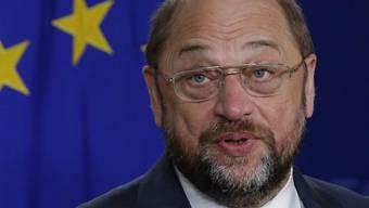 Belebt die europäische Demokratie: Martin Schulz