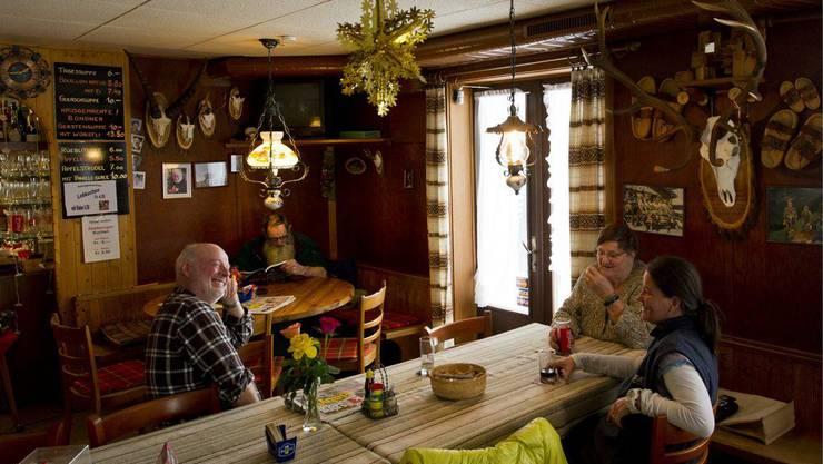 Restaurants sollen Gästen auf deren Wunsch Einblick ins Zeugnis der Lebensmittelkontrolleure gewähren.