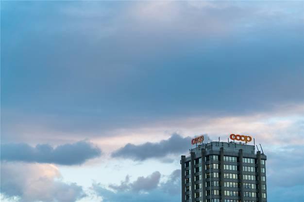 Der Coop-Hauptsitz ist seit Jahrzehnten ein prägender Teil des Stadtbilds von Basel.