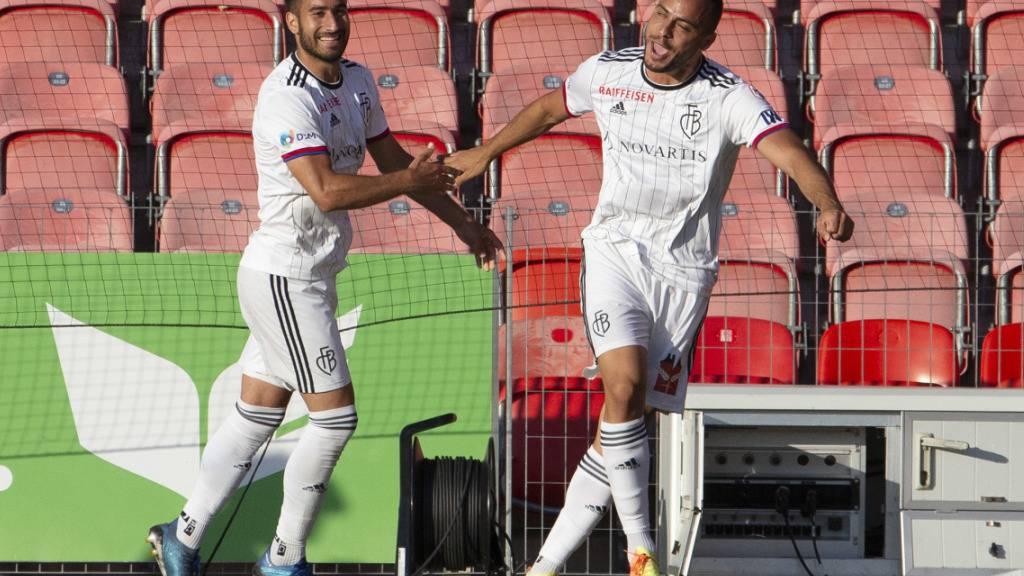 Basel erzwingt den Sieg dank Cabral