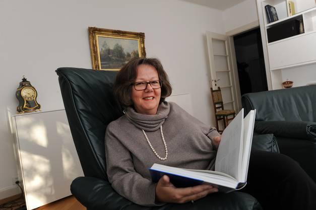 Für mehr Frauen setzt sich etwa CVP-Grossrätin Beatrice Isler ein: Sie achtet darauf, Frauen für das Parlament zu wählen.
