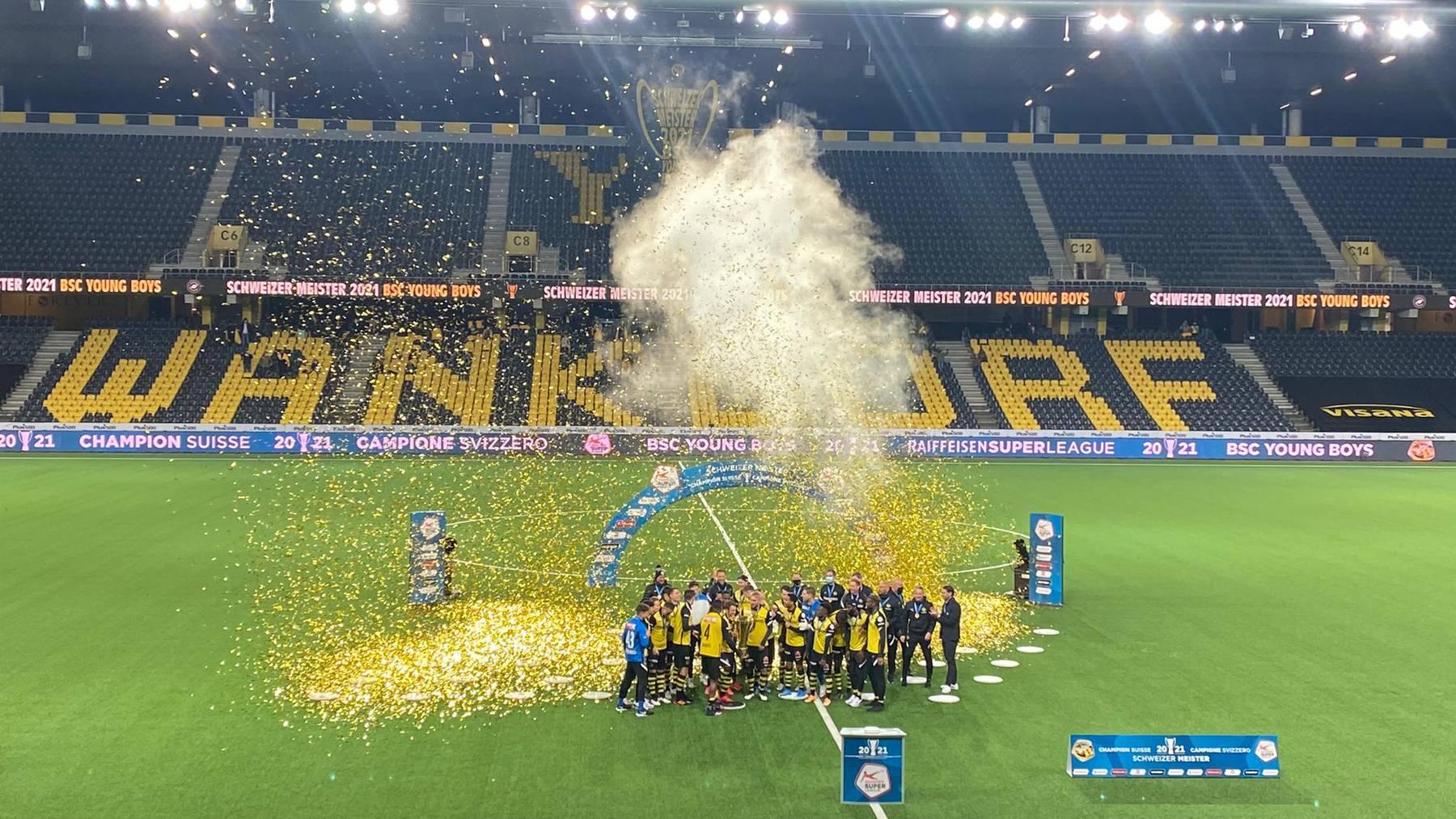 YB Pokalübergabe 2021_quelle_Albi Saner