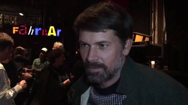 Basler Pop-Preis 2018: Jury-Sprecher Sandro Bernasconi