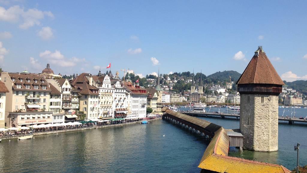 Was, wenn Luzern die Hauptstadt der Schweiz geworden wäre?