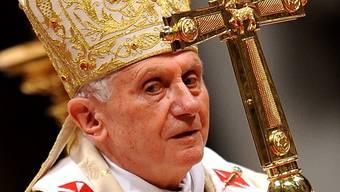 Verliert in der Nordwestschweiz immer mehr Anhänger: Papst Benedikt XVI.