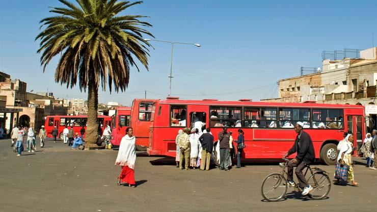 Eine Schweizer Botschaft wird es in Eritrea vorläufig nicht geben.