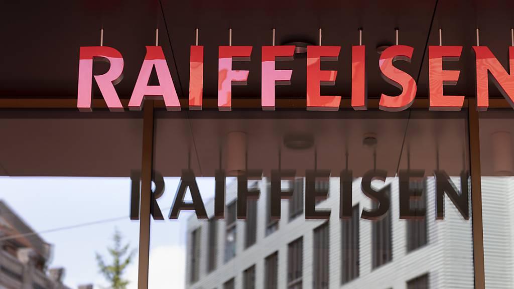 Die Raiffeisen-Gruppe hat den Gewinn im Jahr 2020 leicht gesteigert. Vor allem im Hypothekargeschäft legte die genossenschaftlich organisierte Bankengruppe zu.(Archivbild)