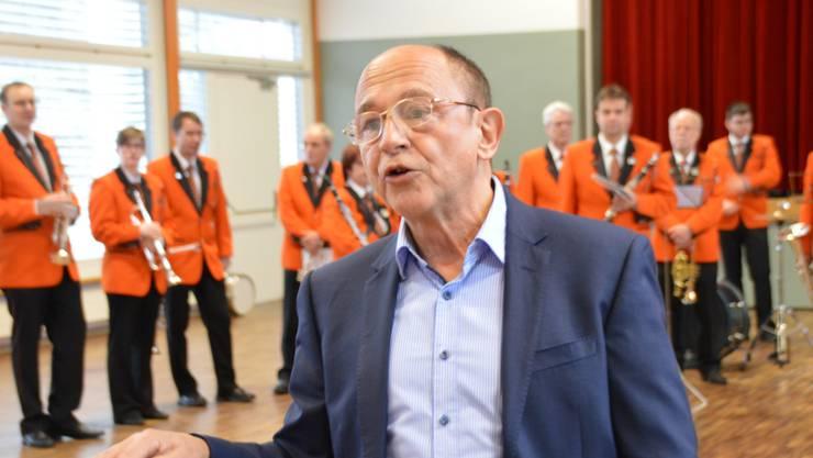 Gemeindeammann Arpad Major wünscht ein erfolgreiches 2019.