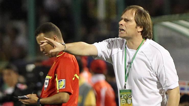 Geiger wusste vom bevorstehenden Deal zwischen Sion und Aarau, liess aber nicht locker und wollte den portugiesischen U20-Nationalspieler im letzten Moment zu Servette zu lotsen.