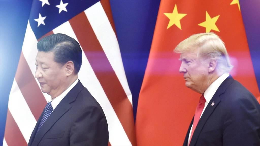 Handelsstreit USA, China / Jungfraubahnen / Arbeitsmarkt