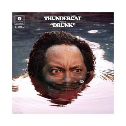 Der E-Bassist aus dem Umfeld von Kamasi und Kendrick Lamar kreiert auf «Drunk» eine futuristische Melange aus Hip-Hop, Electronica, Soul und Jazz.