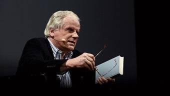 Mit «Nachtzug nach Lissabon» wurde der Philosoph Peter Bieri als Schriftsteller Pascal Mercier 2004 zum Bestsellerautor.