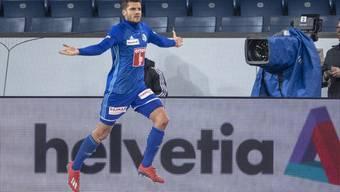 Pascal Schürpf steht am Ursprung der Luzerner Cup-Festspiele gegen die Young Boys