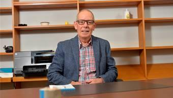 Martin Joss, ehemaliger Präsident der reformierte Kirchgemeinde Grenchen Bettlach, ist Organisator der Bricoleurs.