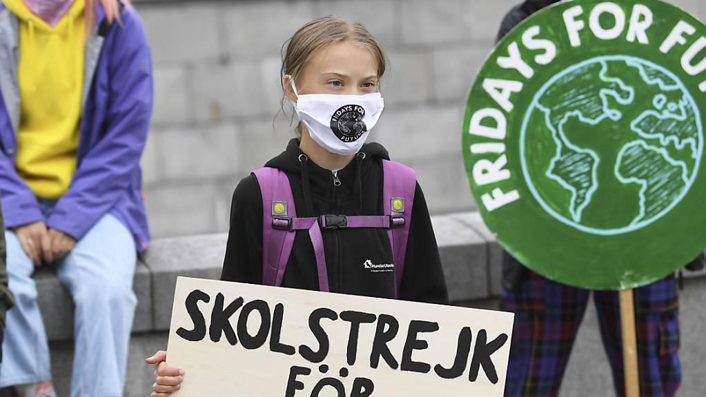 Schwedens grösster Mineralölkonzern Preem verzichtet auf den geplanten Ausbau einer Grossraffinerie. Klimaaktivistin Greta Thunberg verbucht das als Erfolg der Klima- und Umweltbewegung. (Archiv)